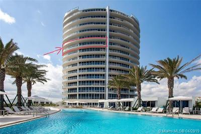 Fort Lauderdale Condo For Sale: 701 N Fort Lauderdale Blvd #1201