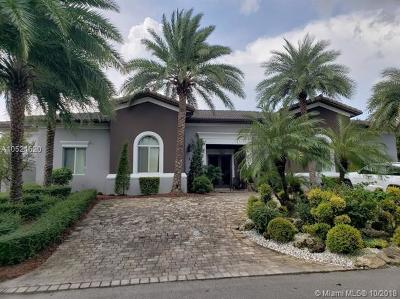 Doral Single Family Home For Sale: 9998 NW 26th St