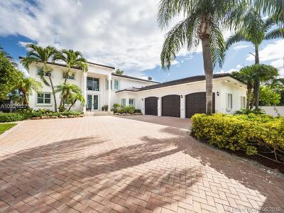 Coral Gables Single Family Home For Sale: 6210 Marlin Dr