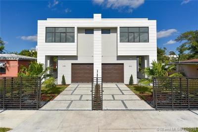 Miami Condo For Sale: 3313 Percival Ave #3313