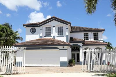 Miami Single Family Home For Sale: 15421 SW 39 Ter