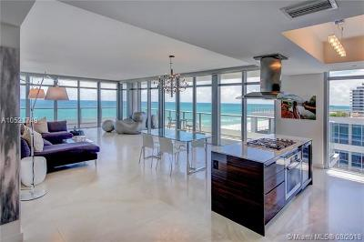 Miami Beach Condo For Sale: 3737 Collins Ave #S-1102