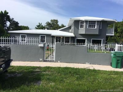 Miami Gardens Multi Family Home For Sale: 650 NW 189th St