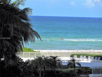 Seacoast 5151, Seacoast 5151 Condo Rental For Rent: 5151 Collins Ave #519