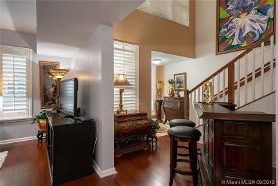 Condo Sold: 7350 SW 89th Street #TH111S