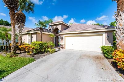 Delray Beach Single Family Home For Sale: 790 Clearbrook Park Cir