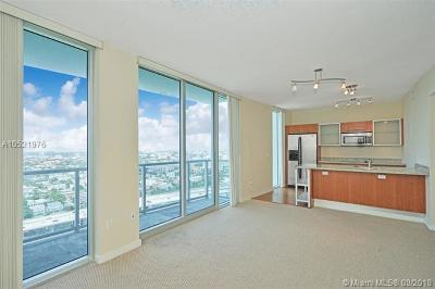 Miami Condo For Sale: 185 SW 7th St #3100