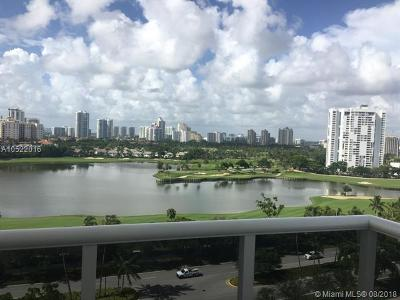 Aventura Condo For Sale: 3675 N Country Club Dr #1409