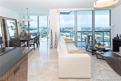 Miami Beach Condo For Sale: 6899 Collins Ave #1510