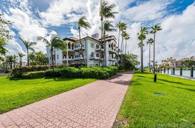 Miami Beach Condo For Sale: 2413 Fisher Island Dr #5103