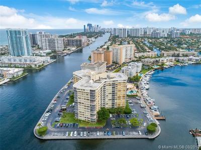 Broward County Condo For Sale: 100 Golden Isles Dr #1215