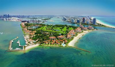 Fisher Island Condo For Sale: 7412 Fisher Island Dr #7412