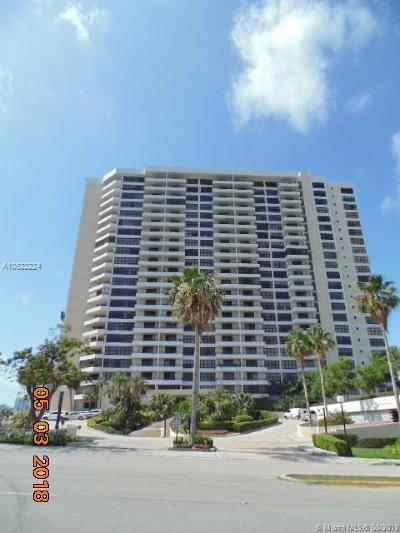 Hallandale Condo For Sale: 2500 Parkview Dr #1112