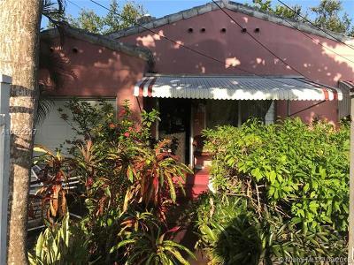 Miami-Dade County Single Family Home For Sale: 6241 NW Miami Pl