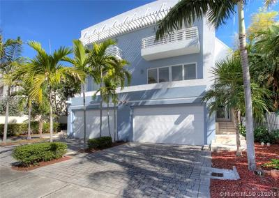 Fort Lauderdale Condo For Sale: 830 N Victoria Park Rd