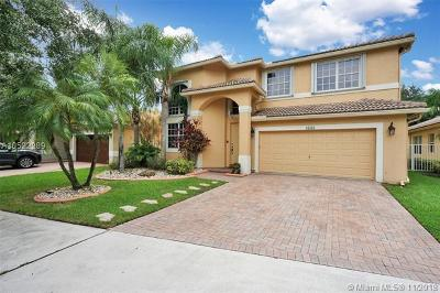 Weston Single Family Home For Sale: 16505 Turquoise Trl