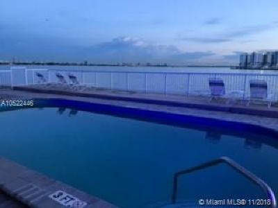 Miami-Dade County Condo For Sale: 2016 Bay Drive #402