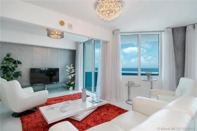 Hollywood Condo For Sale: 2711 S Ocean Dr #2806