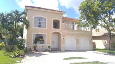 Miramar Single Family Home For Sale: 13048 SW 54th Ct
