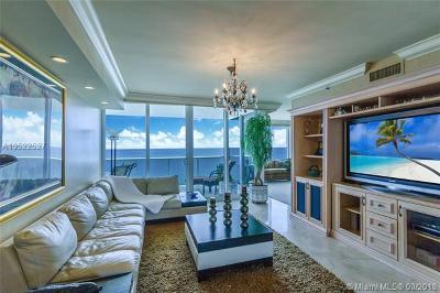 Ocean Two, Ocean Two Condo Condo For Sale: 19111 Collins Ave #1405
