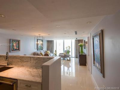 Miami Beach Condo For Sale: 5838 Collins Ave #2F