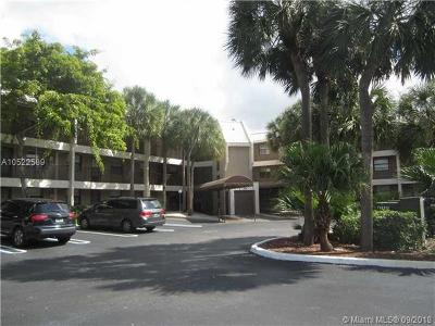 Broward County Condo For Sale: 8751 Shadow Wood Blvd #102