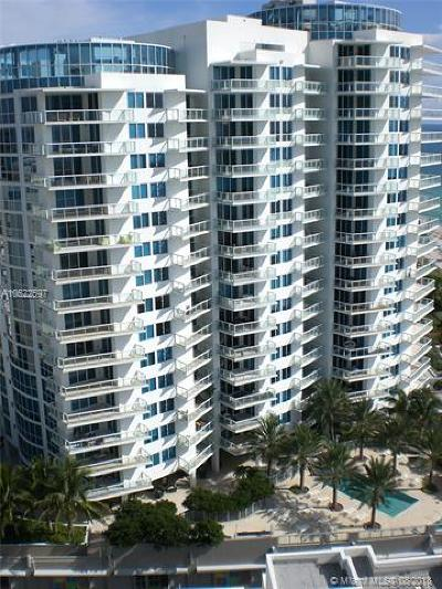 Miami Beach Condo For Sale: 3801 Collins Ave #1003