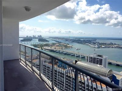 Miami Condo For Sale: 1750 N Bayshore Dr #5210
