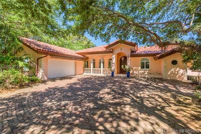 Pinecrest Single Family Home For Sale: 6285 SW 99th Ter