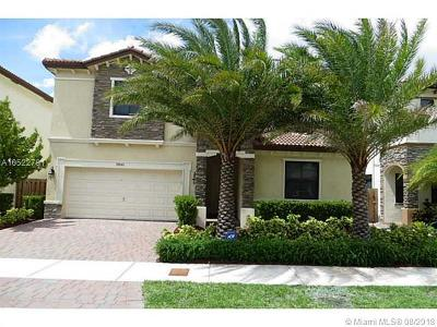 Doral Single Family Home For Sale: 9845 NW 86 Te