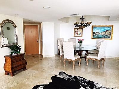 Miami Condo For Sale: 21205 Yacht Club Drive #1509