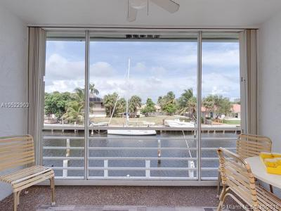 Fort Lauderdale Condo For Sale: 3655 NE 32nd Ave #219B