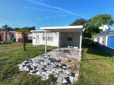 Miami Single Family Home For Sale: 2135 NW 63rd St