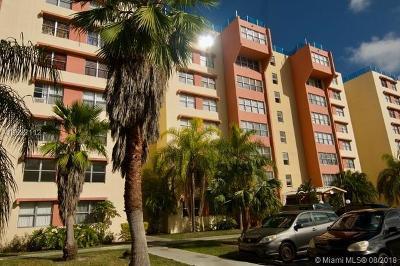 Miami Condo For Sale: 9143 SW 77th Ave #B608