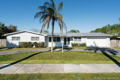 Single Family Home For Sale: 10800 SW 87th Ave