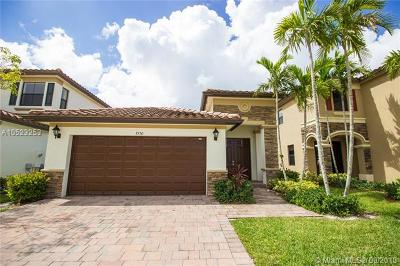Hialeah Single Family Home For Sale: 3550 W 86 Ter