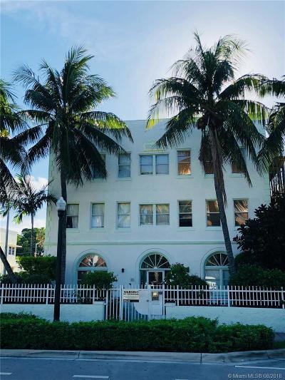Miami Beach Condo For Sale: 802 Euclid Ave #303