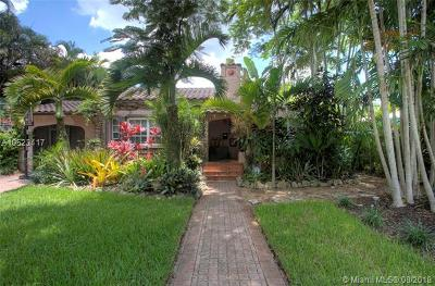 Miami-Dade County Single Family Home For Sale: 343 NE 99th St