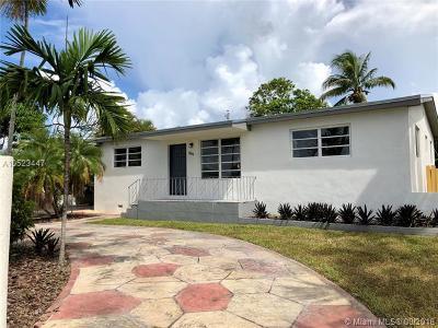 Miami FL Single Family Home For Sale: $367,500