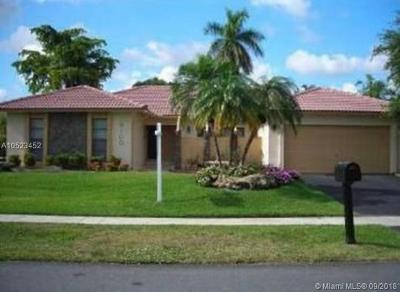 Broward County Single Family Home For Sale: 9100 NW 11th Ct