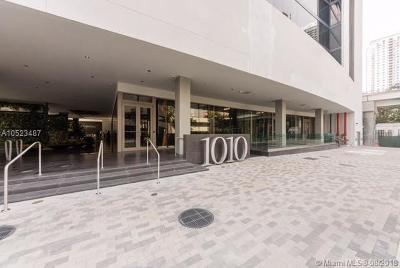 Miami Condo For Sale: 1010 Brickell Ave #2502