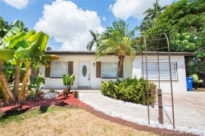 Fort Lauderdale Single Family Home For Sale: 441 NW 17th Ave