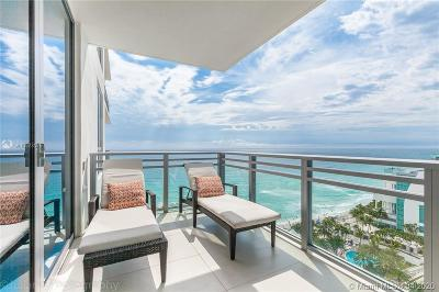 Hollywood Condo For Sale: 3535 S Ocean Dr #1903
