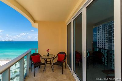 Hollywood Condo For Sale: 2501 S Ocean Dr #1605