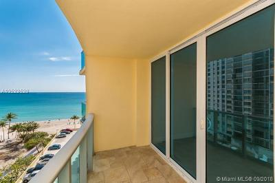 Hollywood Condo For Sale: 2501 S Ocean Dr #601