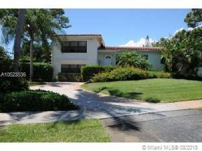 Boca Raton Single Family Home For Sale: 440 NE 15th Terrace