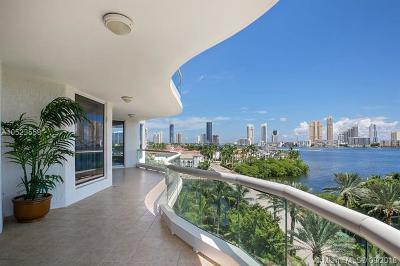 Aventura Condo For Sale: 6000 Island Blvd #608