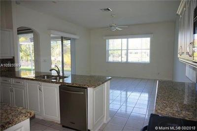 Pembroke Pines Single Family Home For Sale: 1544 NW 179th Ave