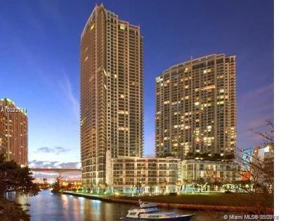 Condo For Sale: 92 SW 3rd St #3908