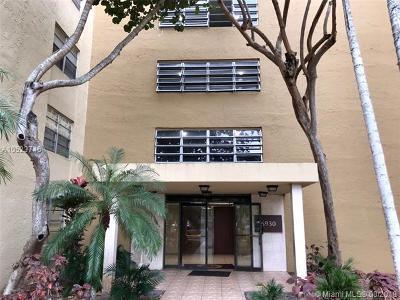 Hialeah Condo For Sale: 6930 Miami Gardens Dr #1-507